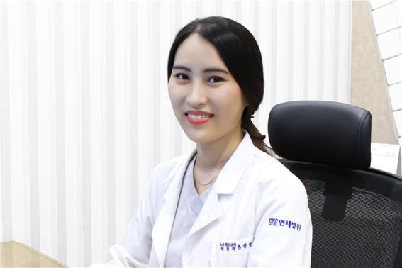 ▲ 홍현정 에스엠지연세병원 소아청소년과장